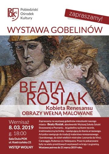 BEATA ROSIAK - T. KOBIETA RENESANSU