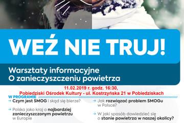 Zaproszenie na Warsztaty