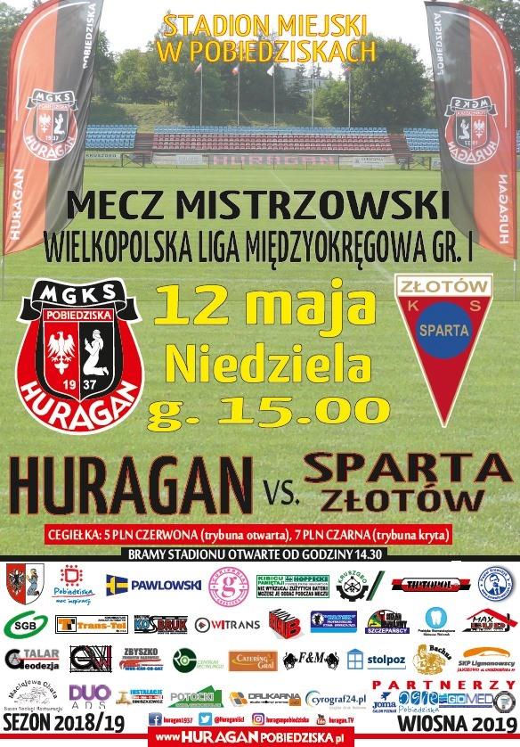 Huragan - Sparta