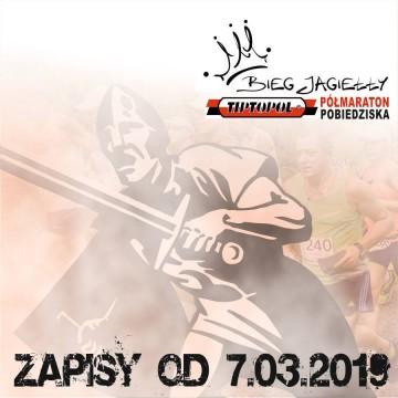 XXX Bieg Jagiełły Półmaraton Pobiedziska