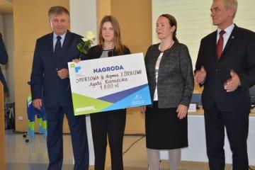 Nagroda Sportowa Agata Kamińska