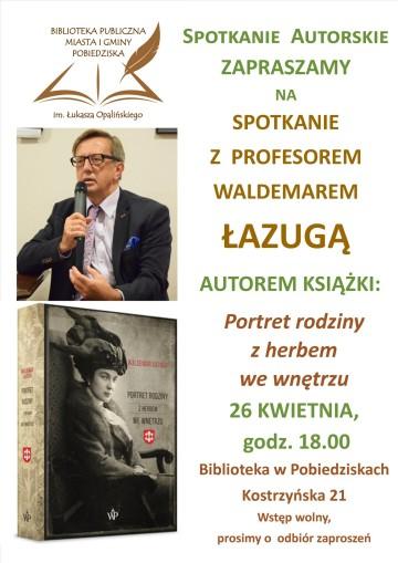 spotkanie autorskkie Biblioteka