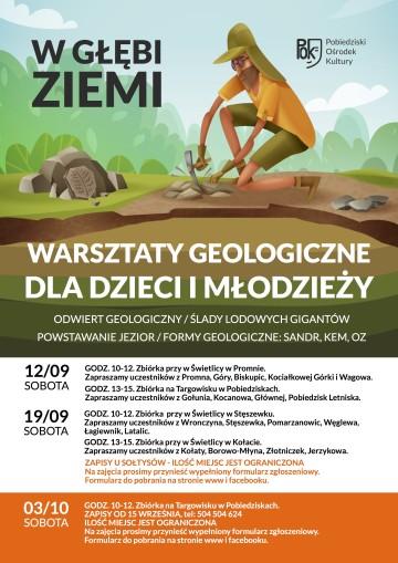 GEOLOGICZNE - PLAKAT wspólny