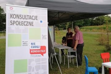 KOWALSKIE - konsultacje-namiot
