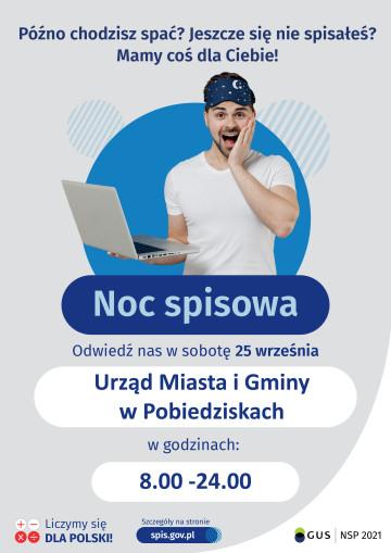 plakat NOC SPISOWA A4